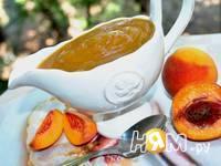 Приготовление блинов с творожным кремом под соусом: шаг 1