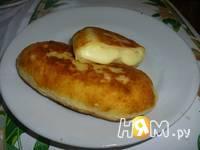 Приготовление картофельных пирожков с сыром: шаг 5