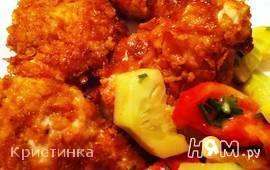 Куриное филе по-польски
