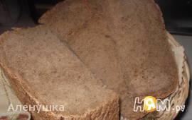 Карельский черный хлеб