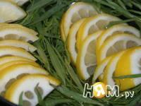 Приготовление напитка Тархун с пряностями: шаг 2