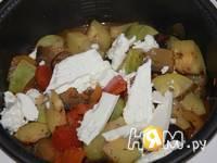 Приготовление овощного рагу Бриам: шаг 4