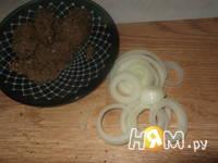 Приготовление закуски из помидор по-грузински: шаг 3