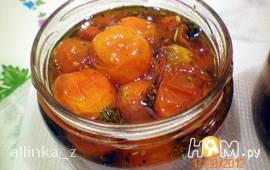 Карамелизованные помидоры черри