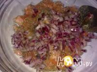 Приготовление тартара из слабосоленого лосося: шаг 7