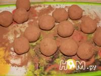 Приготовление конфет из нута: шаг 8