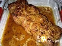 Приготовление ростбифа в горчичном маринаде: шаг 9