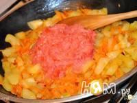 Приготовление рис с овощами: шаг 7