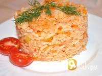 Приготовление рис с овощами: шаг 10
