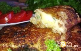 Фаготтини из картофеля с сыром