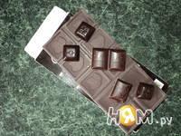 Приготовление печенья с шоколадом: шаг 6
