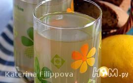 Напиток с лавандой