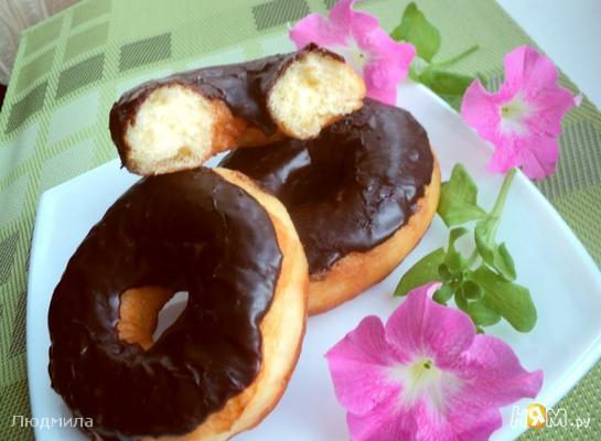 Рецепт Донатс (Donuts) – американские пончики