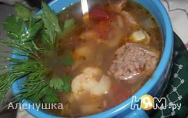 Суп Дачный - удачный
