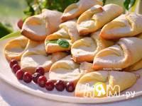 Приготовление творожного печенья: шаг 7