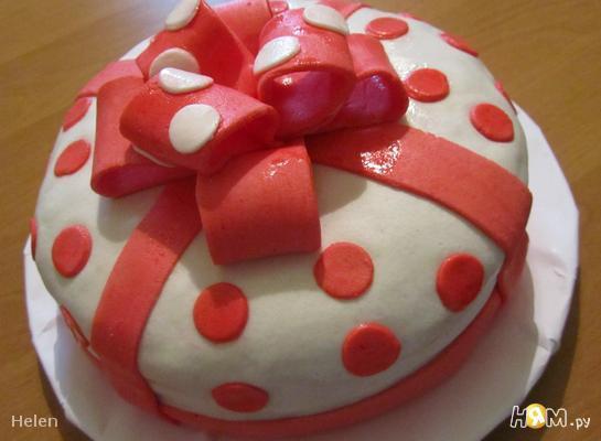 """Торт """"Вкусняшка"""""""