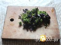 Приготовление овощей, запеченных в рукаве: шаг 8