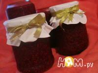 Приготовление малины перетертой с сахаром: шаг 1
