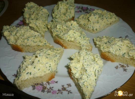 Рецепт Бутерброды на закуску