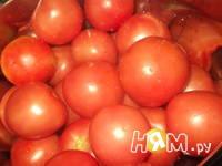 Приготовление соленых помидор за 4 дня: шаг 2