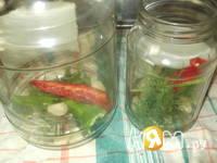 Приготовление соленых помидор за 4 дня: шаг 4