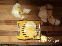 Приготовление мини-пирога с капустой: шаг 6