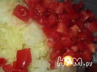 Приготовление салата из свежего кабачка: шаг 2