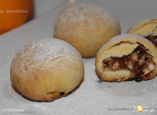 Печенье египетское с инжиром (или финиками)