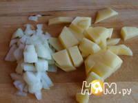 Приготовление супа-крема из кукурузы на молоке: шаг 1