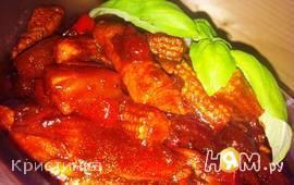 Курица по-ямайски