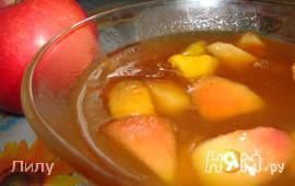 Варенье из дыни с яблоками