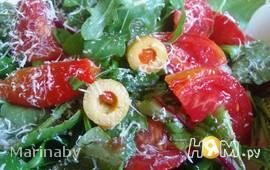 Салатный  Mix с овощами