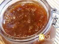 Приготовление варенья из ревеня с яблоками и имбирем : шаг 8