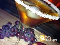 Приготовление коктейля Яблочный Мартини: шаг 5