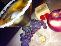 Приготовление коктейля Яблочный Мартини: шаг 6
