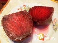 Приготовление салата из свеклы с инжиром: шаг 1