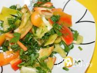 Приготовление мясного рагу с овощами: шаг 5