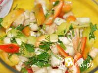 Приготовление мясного рагу с овощами: шаг 7