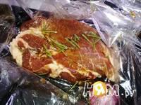 Приготовление свинины запеченной с розмарином: шаг 7