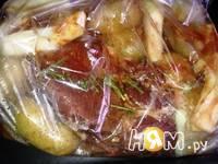 Приготовление свинины запеченной с розмарином: шаг 8