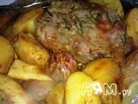 Приготовление свинины запеченной с розмарином: шаг 9