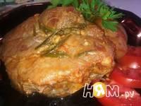 Приготовление свинины запеченной с розмарином: шаг 10