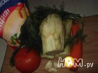 Приготовление закуски из баклажан Тещин язык: шаг 1