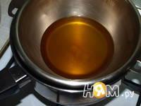 Приготовление мороженого медово-лимонного с орехами: шаг 1