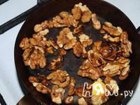 Приготовление мороженого медово-лимонного с орехами: шаг 7