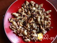 Приготовление мороженого медово-лимонного с орехами: шаг 8