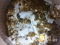 Приготовление торта Эстерхази: шаг 4