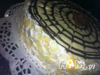 Приготовление торта Эстерхази: шаг 12