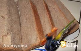 Хлеб с корицей и ореховым маслом