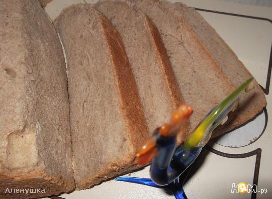 Рецепт Хлеб с корицей и ореховым маслом